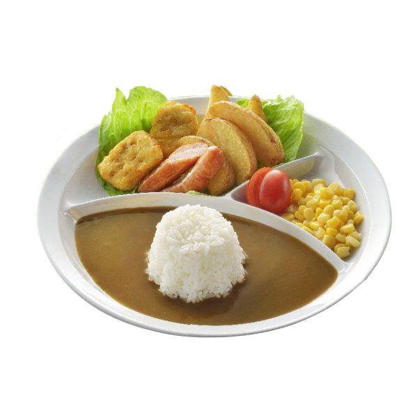 Set cơm cà ri cho trẻ em loại C