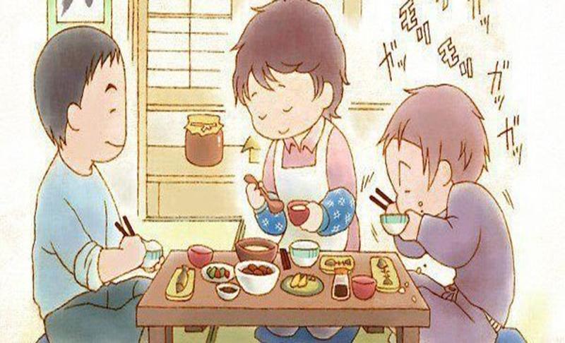 món cà ri truyền thống Nhật Bản