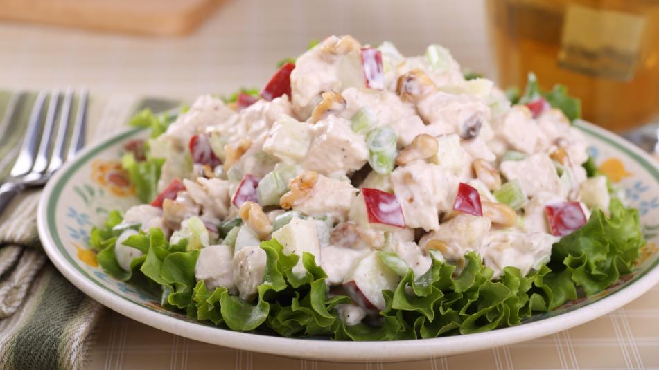 salad mayonise