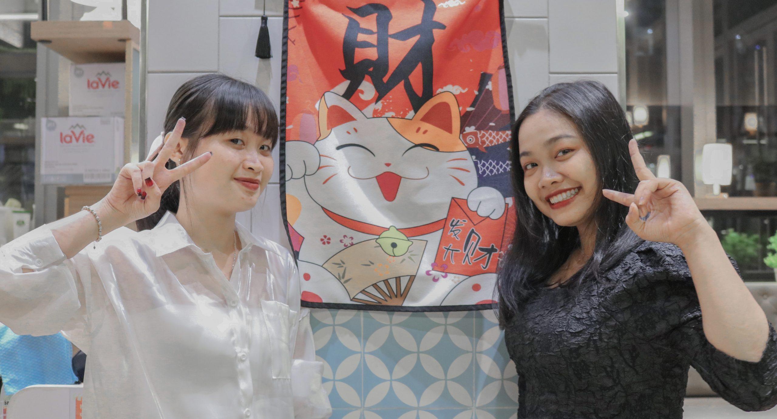 1001 góc chụp ảnh đẹp tại CoCo Ichibanya