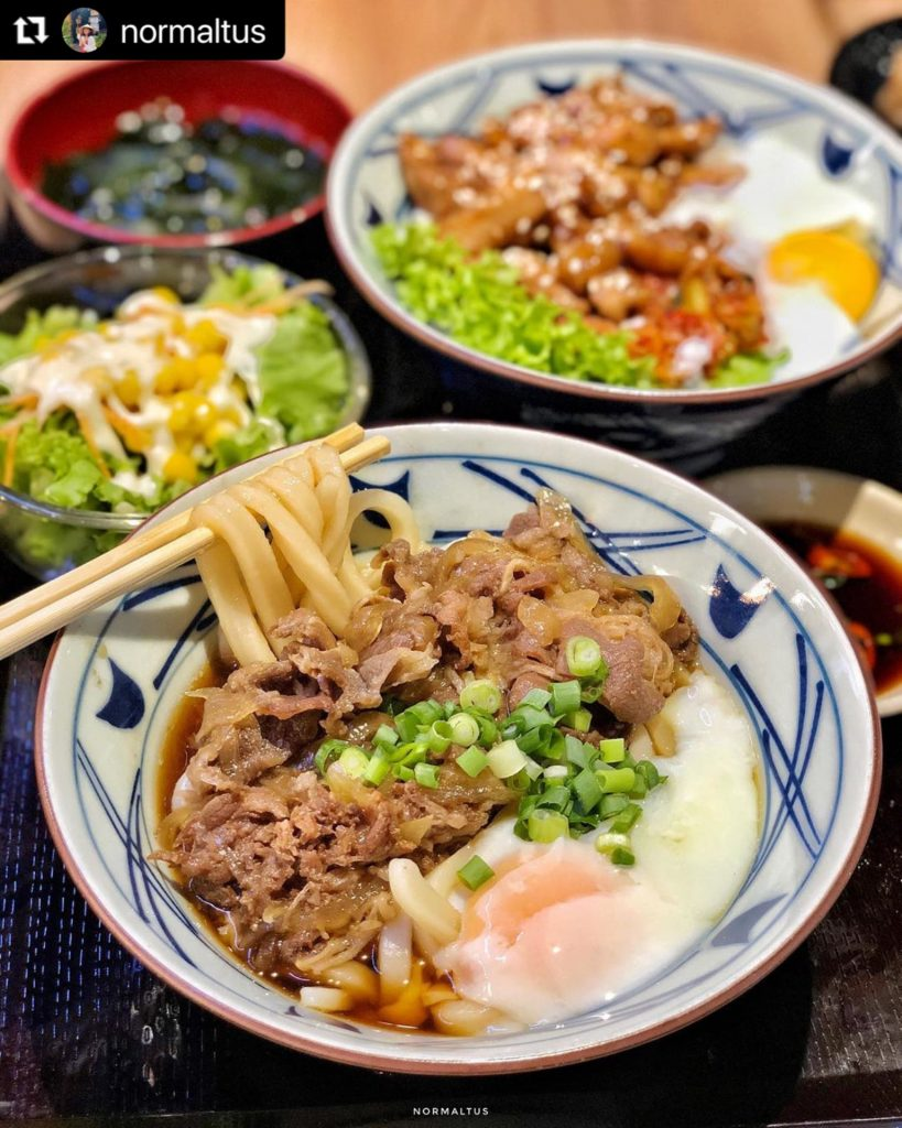Ăn món ngon Nhật Bản